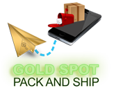 Gold Spot Pack and Ship, Washington DC